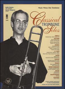 Classical Trombone Solos (2 CD Set) (minus Trombone)