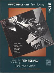 Advanced Trombone Solos -  vol. II (Per Brevig) (minus Trombone)