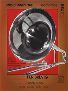 Advanced Trombone Solos -  vol. V (Per Brevig) (minus Trombone)