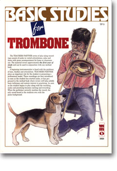 Teacher's Partner: Basic Trombone Studies -  first year (minus Trombone)