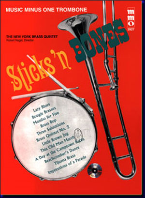 Sticks & Bones: Brass Quintets (minus Trombone)