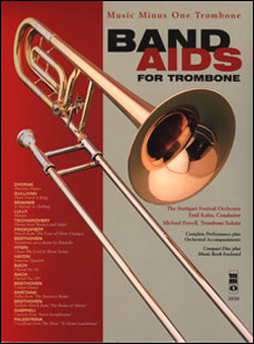 Band Aids: Concert Band Favorites with Orchestra (minus Trombone)