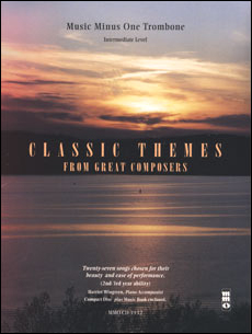 Classic Themes: Student Editions -  27 Easy Songs (2nd-3rd year) (minus Trombone)
