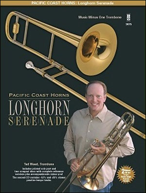 PCH Pacific Coast Horns -  vol. 1: Longhorn Serenade (minus Trombone)