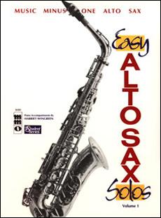 Alto Saxophone Solos: Student Edition -  vol. I