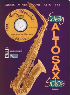 Alto Saxophone Solos: Student Edition -  vol. II