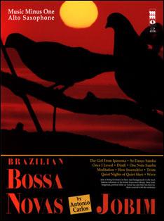 JOBIM Brazilian Bossa Novas with Strings (minus Alto Saxophone)