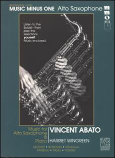 Beginning Alto Sax Solos -  vol. II (Vincent Abato)