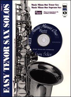 Easy Tenor Saxophone Solos: Student Edition -  vol. I