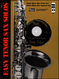 Easy Tenor Saxophone Solos: Student Edition -  vol. II