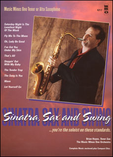 Sinatra -  Sax and Swing (minus Tenor Saxophone)