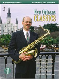 New Orleans Classics (minus Tenor Saxophone)