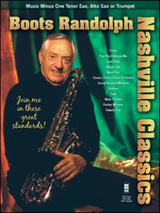 Boots Randolph: Nashville Classics (minus Alto, Tenor, or Trumpet)