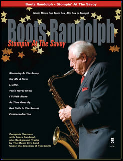 Boots Randolph -  Vol. 2: Stompin' At The Savoy (minus Tenor Saxophone)