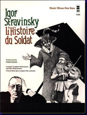 STRAVINSKY L'Histoire du Soldat (septet) (minus Double Bass)