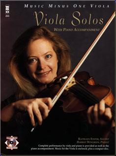 Viola Solos with piano accompaniment (Digitally Remastered 2 CD set) (minus Viola)