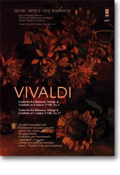 VIVALDI Concerto in e -  F.VIII/6 (RV484); Concerto in C -  F.VIII/17 (RV472) (minus Bassoon)