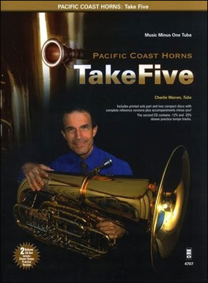 PCH Pacific Coast Horns -  vol. 1: Take Five (minus Tuba)