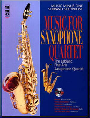 Music for Saxophone Quartet (minus Soprano Saxophone)