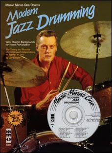 Modern Jazz Drumming: Coordinated Independence (2 CD Set)