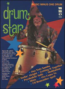 Drum Star Jazz Combos: Trios/Quartets/Quintets Minus You (minus Drums)