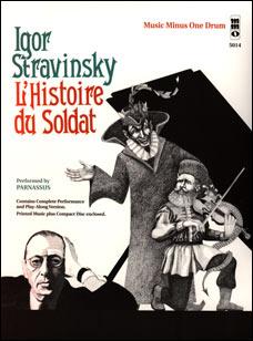 STRAVINSKY L'Histoire du Soldat (septet) (minus Drums)
