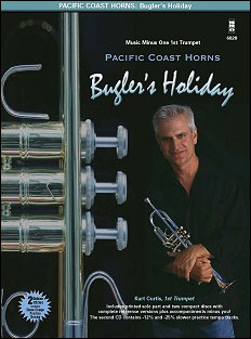PCH Pacific Coast Horns -  vol. 1: Bugler's Holiday (minus Trumpet)