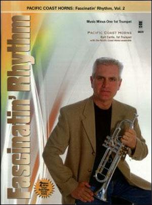PCH Pacific Coast Horns -  vol. 2: Fascinatin' Rhythm (Intermediate-Advanced) (minus Trumpet)