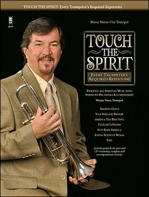Touch the Spirit (Wayne Naus) (minus Trumpet)