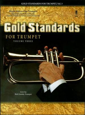 Standards for Trumpet -  vol. 3 (Bob Zottola) (minus Trumpet)