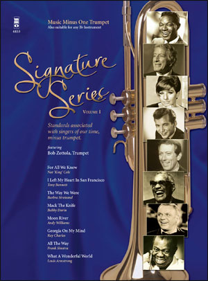 Signature Songs Vol. 1 (minus Trumpet)