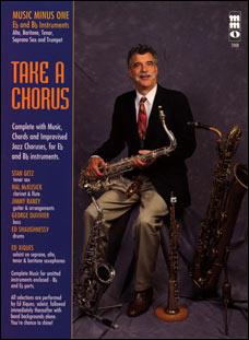 Take a Chorus minus B-flat/E-flat Instruments
