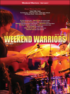 Weekend Warriors - Set List - Volume 2 - Piano