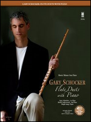 Gary Schocker: Duets for 2 Flutes and Piano (Deluxe 4CD Set) (minus Flute)