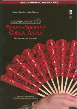 Famous Mezzo-Soprano Arias (minus Vocal Mezzo-Soprano)