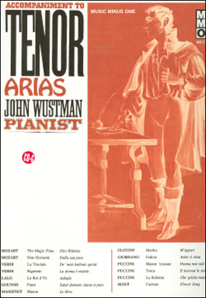Famous Tenor Arias (minus Vocal Tenor)