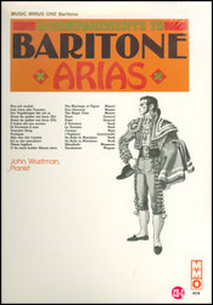 Famous Baritone Arias (New Digitally Remastered version) (minus Vocal Bass-Baritone)