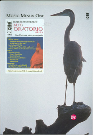 Oratorio Arias For Contralto (Digitally Remastered) (minus Vocal Contralto)