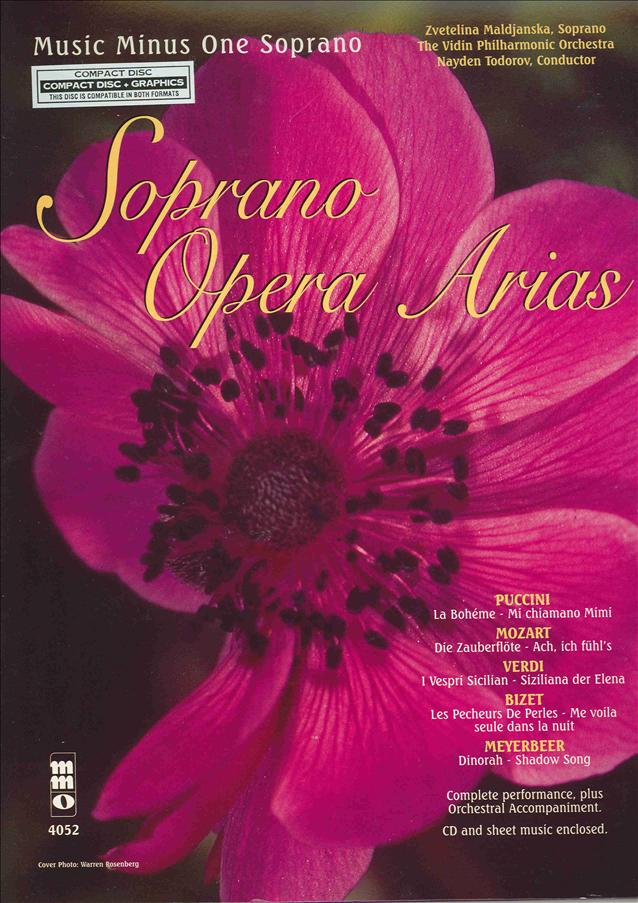 Soprano Arias with Orchestra -  vol. I (minus Vocal Soprano)