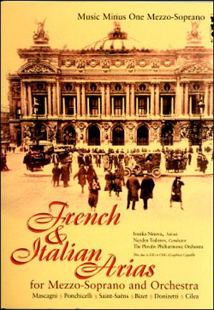 French & Italian Opera Arias for Mezzo-Soprano and Orchestra (minus Vocal Mezzo-Soprano)
