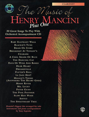 The Music of Henry Mancini Plus One - Clarinet