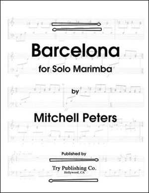 Mitchell Peters - Barcelona