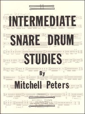 Mitchell Peters - Intermediate Snare Drum Studies