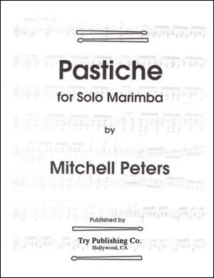 Mitchell Peters - PASTICHE