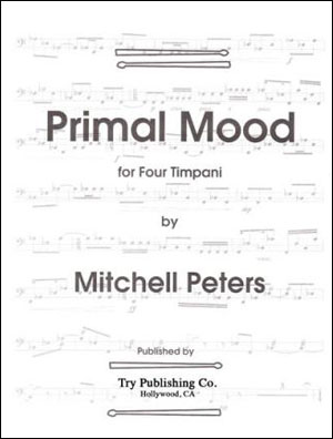 Mitchell Peters - Primal Mood