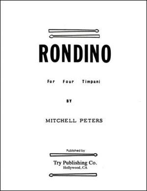 Mitchell Peters - Rondino