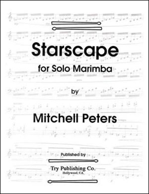 Mitchell Peters - Starscape