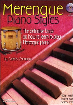 Merengue Piano Styles