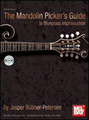 Mandolin Picker's Guide to Bluegrass Improvisation Book/CD Set