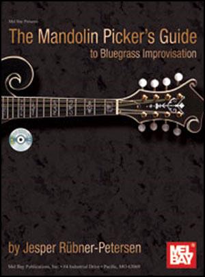 Mandolin Picker's Guide to Bluegrass Improvisation Book/CD Set